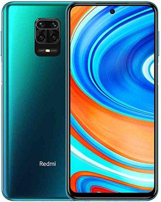 Смартфон Xiaomi Redmi Note 9S 4/64Gb RU Aurora Blue