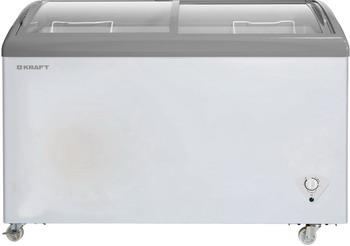 Морозильный ларь Kraft KF-TD336CG морозильный ларь kraft bd w 225 bl с дисплеем белый