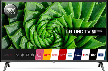 Фото - 4K (UHD) телевизор LG 50UN80006LC телевизор 50 lg 50un73506 4k uhd 3840x2160 smart tv серый