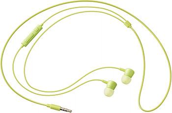Вставные наушники Samsung EO-HS1303 1.2м зеленый проводные (EO-HS1303GEGRU)