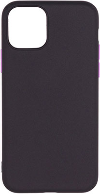 Фото - Чеxол (клип-кейс) Eva для Apple IPhone 11 - Чёрный (7279/11-B) чеxол клип кейс eva для apple iphone xr чёрный 7279 xr b