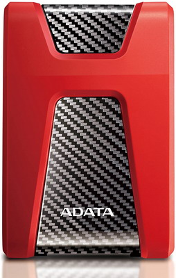 Фото - Внешний жесткий диск (HDD) A-DATA AHD650-2TU31-CRD RED USB3.1 2TB EXT. 2.5'' внешний жесткий диск hdd a data ahd330 1tu31 crd red usb3 1 1tb ext 2 5