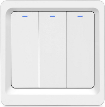 Фото - Умный встраиваемый Wi-Fi выключатель Hiper IoT Switch B03 (HDY-SB03) умный wi fi модуль выключатель hiper iot switch m02 белый hdy sm02