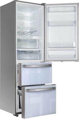 Многокамерный холодильник Kaiser KK 65205 W все цены