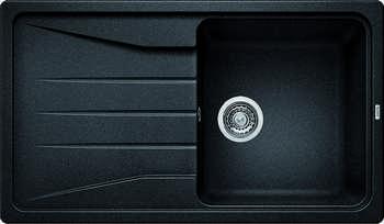 Кухонная мойка BLANCO SONA 5S SILGRANIT антрацит кухонная мойка blancosona 5s шампань 519676