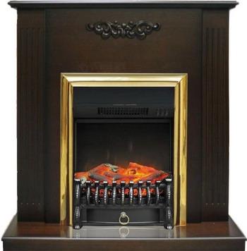 Каминокомплект Royal Flame Lumsden с очагом Fobos BR (венге) каминокомплект royal flame sorrento угл с очагом fobos br орех