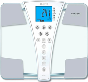 Весы напольные TANITA BC-587 цены онлайн