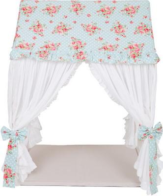 Домик-Шатер BabyDomiki Fairy Rose 115 см (Феи Роз) голубой