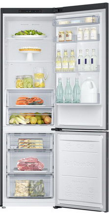 Двухкамерный холодильник Samsung RB 37 J 5000 B1/WT цена 2017