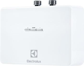 Водонагреватель проточный Electrolux NPX 4 AQUATRONIC DIGITAL 2.0 водонагреватель проточный electrolux flow active 2 0 npx 8