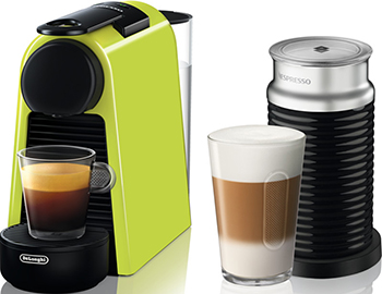 Кофемашина капсульная De'Longhi Nespresso EN 85.LAE цена и фото