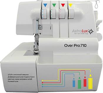 Оверлок Astralux Over Pro 710 цены