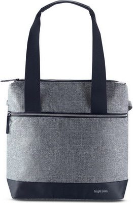 Сумка - рюкзак Inglesina BACK BAG APTICA N.BLUE MELANGE сумка рюкзак inglesina back bag aptica iceberg grey