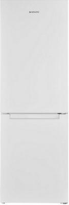 Двухкамерный холодильник Daewoo RNH 3210 WNH белый двухкамерный холодильник daewoo rnv 3310 gchb