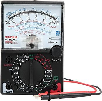 купить Мультиметр TEK YX-360 TRn по цене 510 рублей