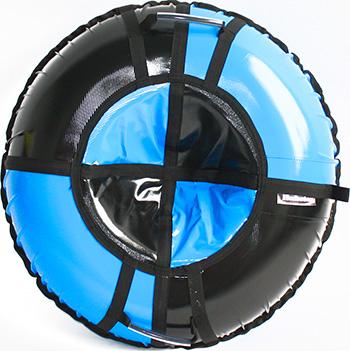 Тюбинг Hubster Sport Pro черный-синий (90см) во4708-1 цены