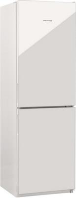 Двухкамерный холодильник Норд NRG 119 NF 042 белое стекло двухкамерный холодильник норд nrb 119 nf 542 золотое стекло
