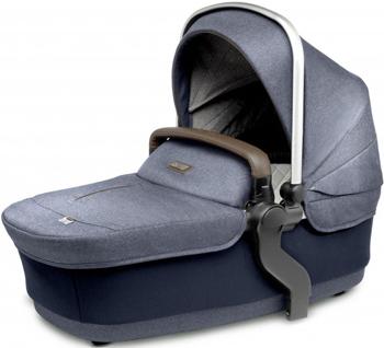 Люлька для 2-го ребенка Silver Cross WAVE MIDNIGHT SX 2073.MDSI3 коляска silver cross midnight blue sx 2125 mdeu