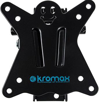 Фото - Кронштейн для телевизоров Kromax CASPER-102 BLACK кронштейн для телевизоров kromax flat 5 black