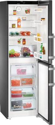 Фото - Двухкамерный холодильник Liebherr CNbs 3915-21 холодильник liebherr cnbs 4835 двухкамерный черная сталь