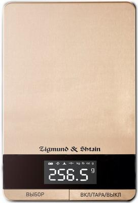 Кухонные весы Zigmund  Shtain.