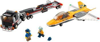 Конструктор Lego CITY ''Транспортировка самолёта на авиашоу'' 60289