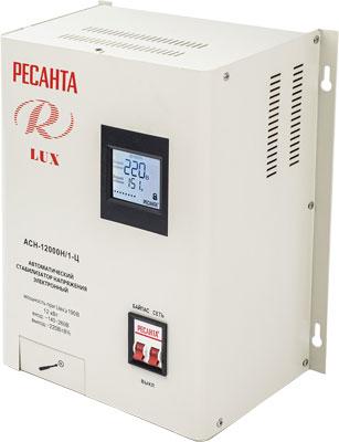 цена на Стабилизатор напряжения Ресанта АСН-12000 Н/1-Ц