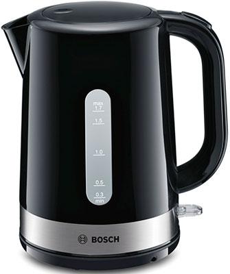 Фото - Чайник электрический Bosch TWK 7403 чайник электрический металлический bosch twk 4p434 1 7 л 2 4 квт
