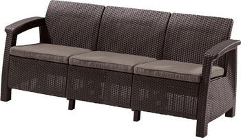 Диван Keter Corfu Love Seat Max 17197959 цена 2017