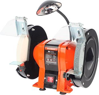 Точило электрическое Patriot, 160301511 BG 200 L, Китай  - купить со скидкой