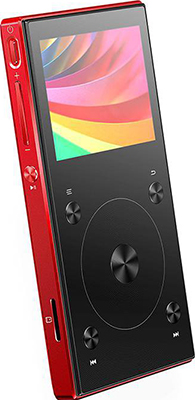MP3 плеер FiiO Hi-Fi X3 III Red mp3 плеер fiio hi fi x5 iii титаниум