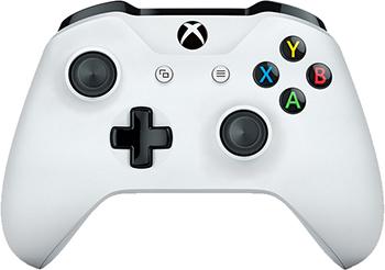 цена на Геймпад Microsoft Xbox One (TF5-00004) белый