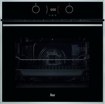 Встраиваемый электрический духовой шкаф Teka HLB 840 P STAINLESS STEEL цена 2017