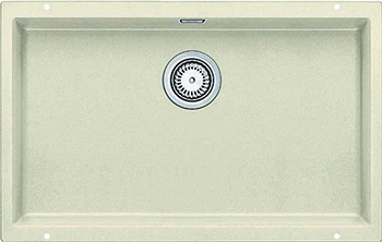 Кухонная мойка BLANCO 523447 SUBLINE 700-U SILGRANIT жасмин с отв.арм. InFino цены онлайн