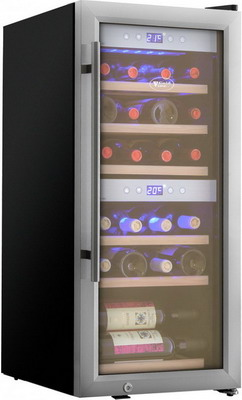 лучшая цена Винный шкаф Cold Vine C 24-KSF2