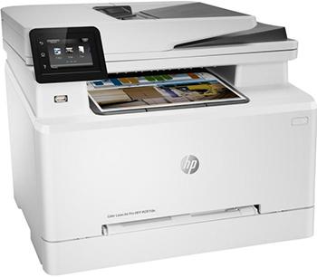 Фото - МФУ HP Color LaserJet Pro M 281 fdn (T6B 81 A) тетрадь 60л а4 клетка m rker гномы прошитая обложка m 880460