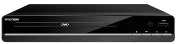 DVD-плеер Hyundai H-DVD 180 черный