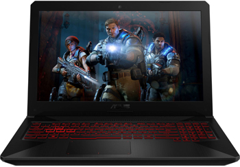 Ноутбук ASUS FX 504 GD-E 4858 T i5-8300 H (90 NR 00 J3-M 15440) Gun metal ноутбук asus fx 504 gd e 4994 t 90 nr 00 j3 m 17800