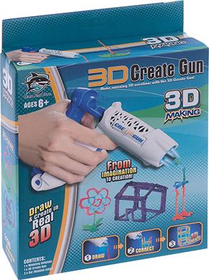 3D-ручка 3D Making пистолет 1CSC 20003394