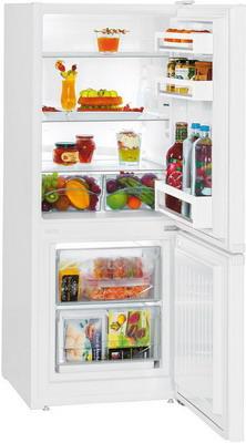 Двухкамерный холодильник Liebherr CU 2331-20 фото