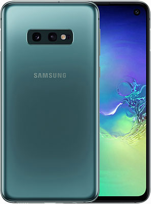 Смартфон Samsung Galaxy S10e 128GB SM-G970F аквамарин смартфон samsung galaxy s10e 6 128gb цитрус