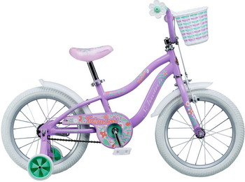 Велосипед Schwinn Jasmine 16 розовый printio маньяки доктор кто