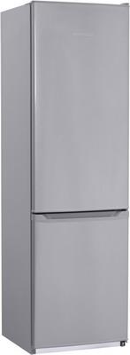 Двухкамерный холодильник NordFrost NRB 120 332 серебристый металлик оборудование для бани украина