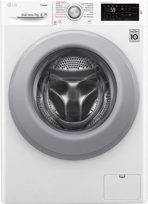 Стиральная машина LG F2M5HS4W стиральная машина lg f2m5hs4w фронтальная