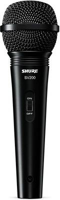 Микрофон Shure SV 200-A shure sv200 a