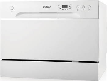 цена на Компактная посудомоечная машина BBK 55-DW 012 D
