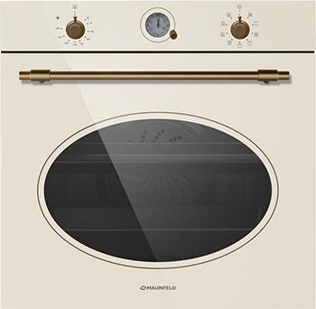 Встраиваемый электрический духовой шкаф MAUNFELD, EOEFG.769 RIB.RT, Китай  - купить со скидкой