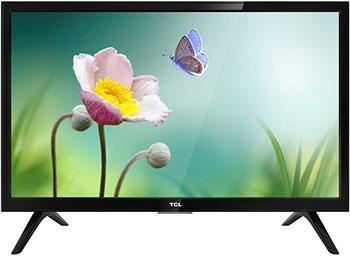 LED телевизор TCL 24'' LED 24 D 3000 черный