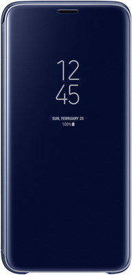 купить Чехол (флип-кейс) Samsung S9 (G 960) ClearView Standing blue EF-ZG 960 CLEGRU по цене 4990 рублей