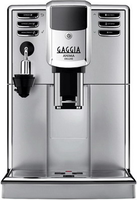 Кофемашина автоматическая Gaggia Anima Deluxe coffee machine gaggia viva deluxe